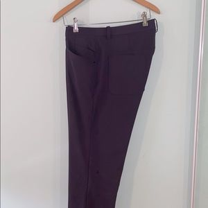 Lululemon ABC pant dark purple